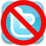no twitter 150x150 Twitter Banned in Pakistan