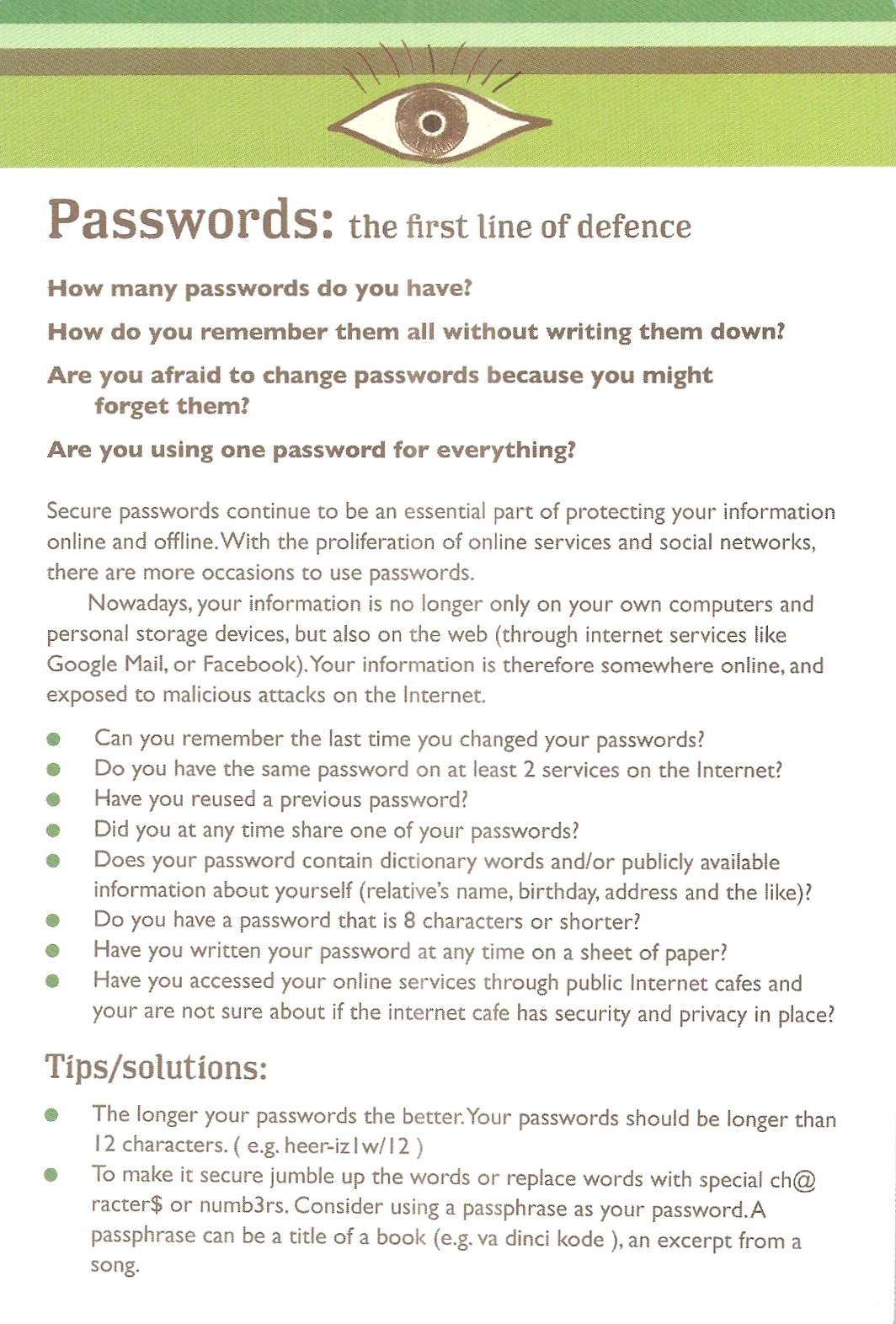 Passwords11