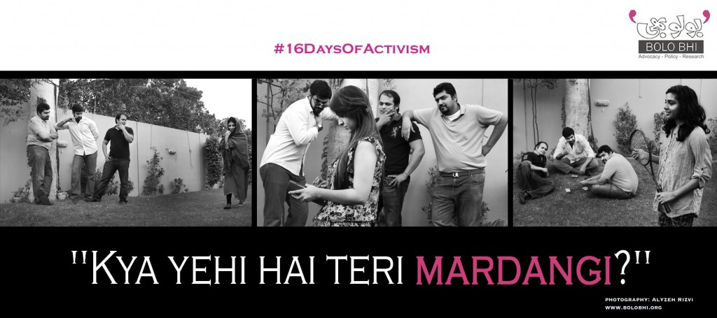day1 sam21 1024x455 Taarna Band Karo   Mard Bano   Challenging Gender Stereotypes