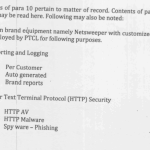 PTA's response to court on Netsweeper