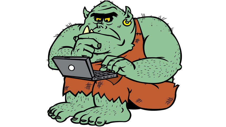 internet trolling serious problem or The 18 types of internet trolls share tweet posted: tue, 11/23/2010 this guy loves to make problems now that you know all about internet trolls, remember: do you have a favorite internet troll.